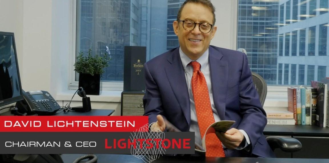 Ông David Lichtenstein – chủ tịch tập đoàn Lightstone