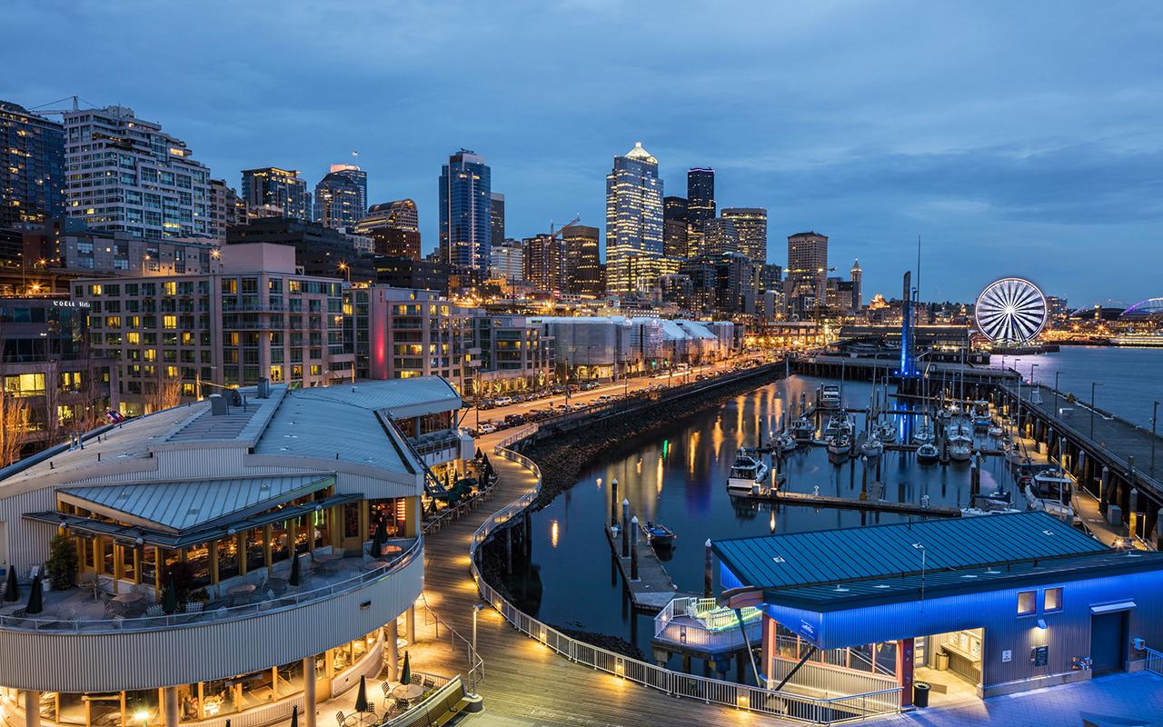10.Seattle, Washington