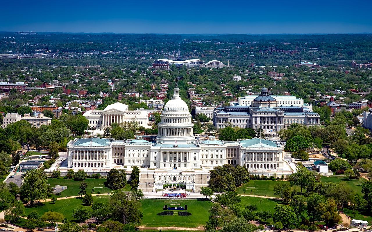 8.Washington, D.C.